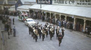Maldon Easter Procession 1950